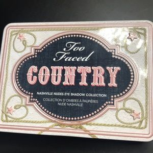 Too Faced County Palette